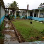 A hospital we visited in Manambaro, 17 km from Fort Dauphin.